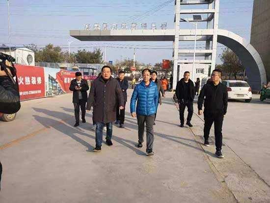 中国农科院专家把脉威县品牌农业